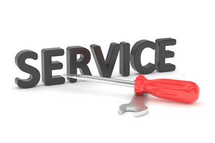 Service wird groß geschrieben